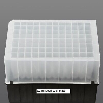 2.2 Ml 96-well Deep Well Plate For Kingfisher Flex Sterile 50case
