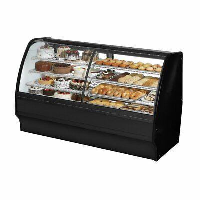 True Tgm-dz-77-scsc-w-w 77 Refrigeratednon-refrig Display Case