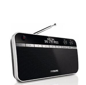 Philips-AE5250-Portable-Radio-DAB-FM-digital-tuning-new-model
