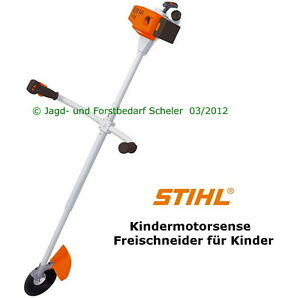 stihl kinder motorsense freischneider mit batterie. Black Bedroom Furniture Sets. Home Design Ideas