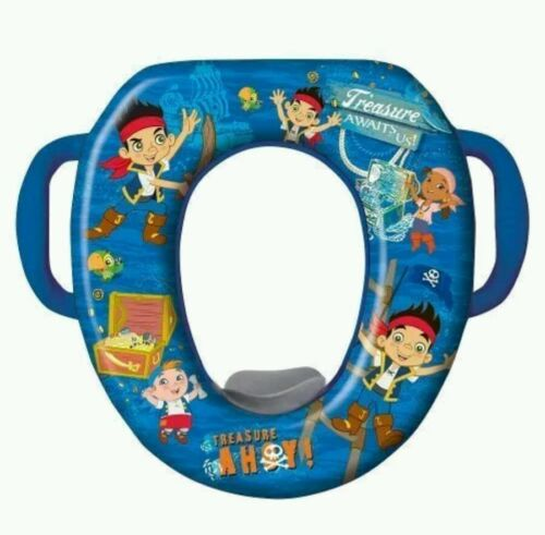 Soft Potty Seat The First Years Disney Junior Jake & The Nev