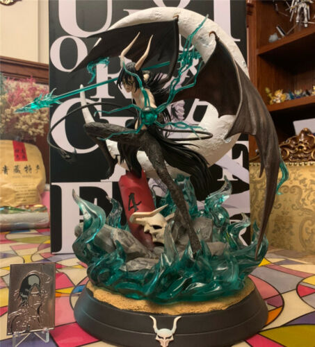 BLEACH Ulquiorra cifer Statue Resin Model GK Figurine Queen Studio 1/8 New