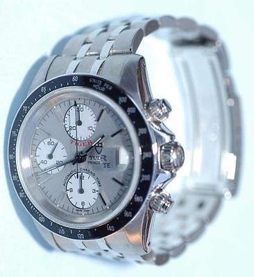 Rolex Tudor Prince Date Automatic Chronograph Watch Ref. 79260 - Nice Mint!