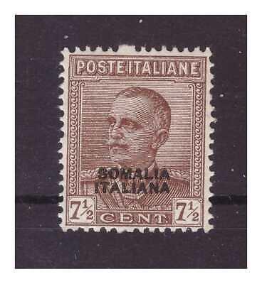 SOMALIA 1928 - VITTORIO EMANUELE Cent. 7 1/2    NUOVO **