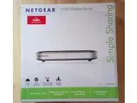 Netgear N150 Wireless Router.