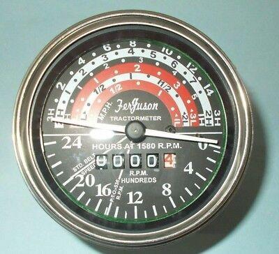 Tachometer Gauge Massey Ferguson F40 To35 65 50 193967m91