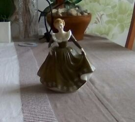 . Royal Doulton figurine called Geraldine and HN2348 COPR 1971.In good condition.