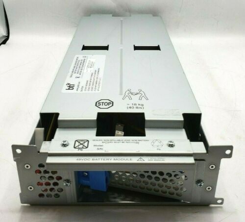 APC RBC43 Battery Tray with all Wiring NOBATTERIES