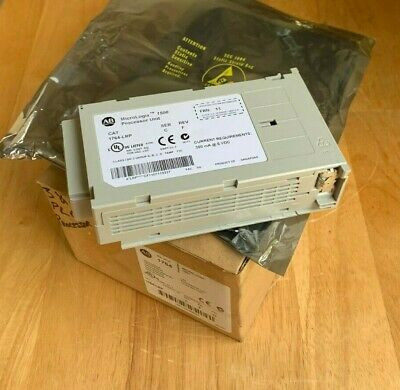 New Allen Bradley 1764-lrp Series C Micrologix 1500 Processor Unit 1764lrp Nib