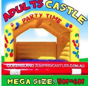 Jumping Castle Hire Redbank Plains Ipswich City Preview