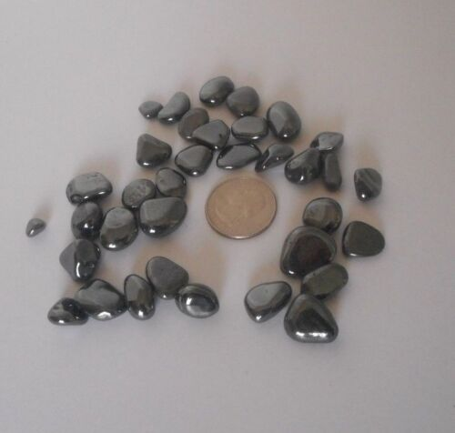 1 piece small polished Hematite 2-5 gram (grounding, protection, healing)