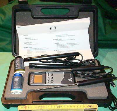 Thermo-Hygrometer 1701 Hygrocomb Mess Temperatur Luftfeuchte B+B Thermo Technik