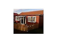 2 bed holiday Chalet WiFi and electric included sleeps 6