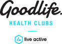 Gym membership at Goodlife Caloundra