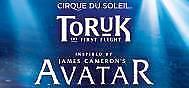 DOUBLE PASS TO CIRQUE DU SOLEIL 'TORUK'~ WEDNESDAY NOV 8 ~7.30