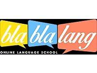Spanish and italian lessons