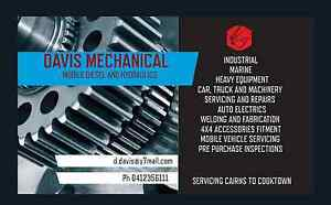 Mobile mechanic Cairns Cairns City Preview