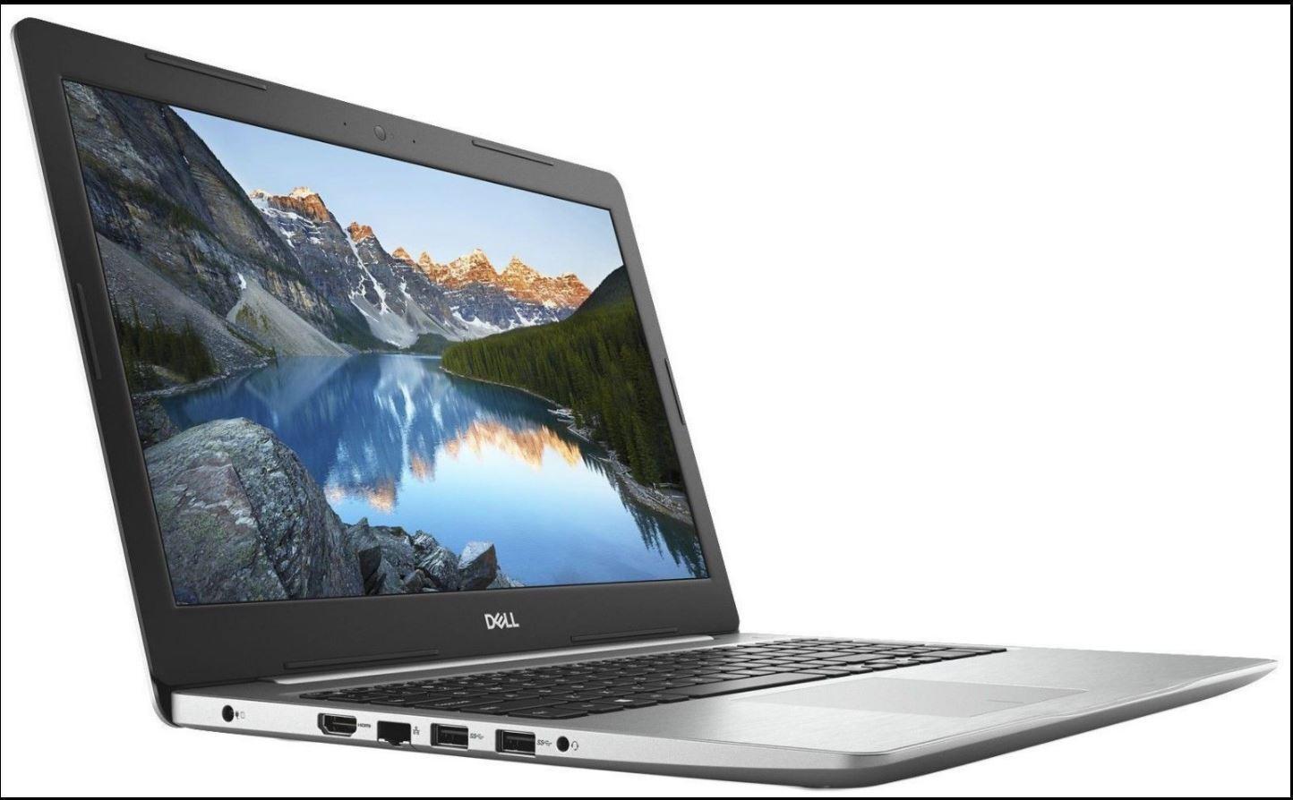 """Dell 15.6"""" FHD Touch 8th Gen i5-8250U Quad 16GB DDR4 256GB SSD DVDRW Backlit W10"""