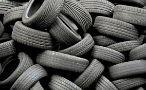 Used and Waste Tires wanted