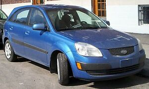 2006 Kia Rio AS IS