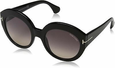 TOM FORD RACHEL TF533-01B BLACK WOMEN'S SUNGLASSES MADE IN (Ladies Tom Ford Sunglasses)
