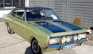 Opel Commodore GS