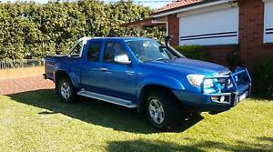 2010 Mazda BT-50 Other Bligh Park Hawkesbury Area Preview
