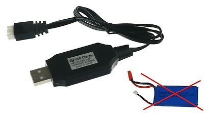 USB Charger for Protocol Galileo RC Quadcopter Drone