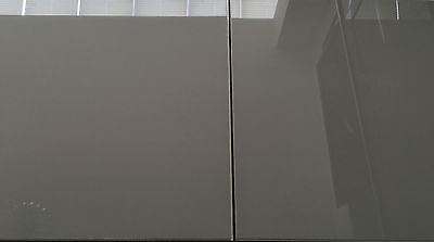 GREY Polished Porcelain Floor and Wall Tile 60x60cm