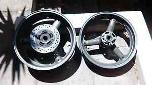 Gsxr 600 srad 97 - 99 rims wheels Alexandria Inner Sydney Preview