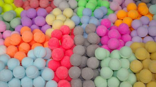 Bath Bomb 30 Pack of Assorted scents...