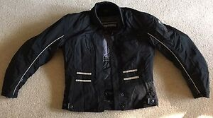 Complete woman's motorcycle outfit size small