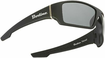 Bodine Polarized Sunglasses Sports Wrap Running Fishing Golf Driving (Womens Running Glasses)