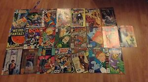 COMIC BOOKS COLLECTION LOT