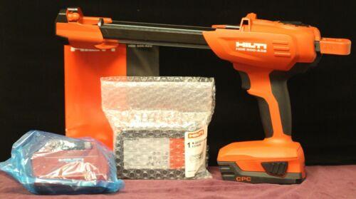 Hilti (HDE 500-A22) Cordless Adhesive Dispenser Kit **NEW**