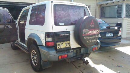 Mitsubishi pajero Bassendean Bassendean Area Preview