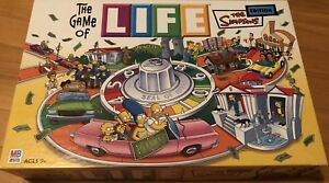 Simpson's Life Board Game