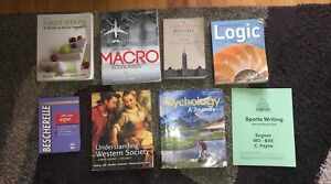 Plenty of books for college students