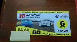 V8 race experience 6laps Ipswich Ipswich City Preview