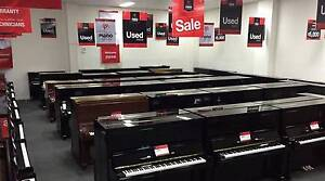 Kawai Upright Pianos, Baby Grands, Large Grands Milton Brisbane North West Preview