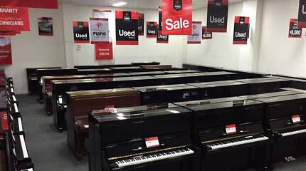 Wanted: Kawai Upright Pianos, Baby Grands, Large Grands