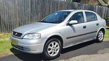 2003 Holden Astra Hatchback Manual Silver Macquarie Park Ryde Area Preview