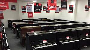Yamaha U1's, U3's, UX's, Baby Grands, Large Grands Milton Brisbane North West Preview
