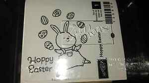 Stampin Up Hoppy Easter Stamp Loganlea Logan Area Preview