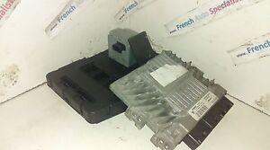 RENAULT SCENIC & MEGANE II 1.9 DCI 120HP ECU SET BSI UCH KIT STEERING LOCK KEY