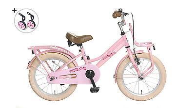 Bicicletta per bambini Popal ``Cooper`` 14 Pollici in tre Varianti Bici /1453