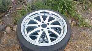 """19""""x8.5"""" Commodore or BMW wheels Warwick Southern Downs Preview"""