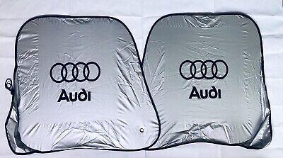 New Foldable  Audi  Auto Sun Shade  Pivot System