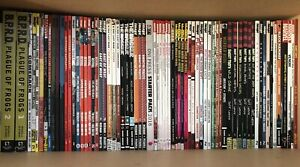 Graphic Novels / Comic Trade Paperbacks (Excellent Condition)