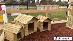 Kennels. On display at Whiteheads TImber - Free delivery! Ballarat Central Ballarat City Preview